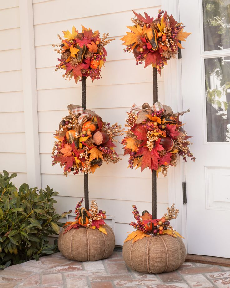 Outside Fall Decorations: 31 Best Bewitching Halloween Images On Pinterest