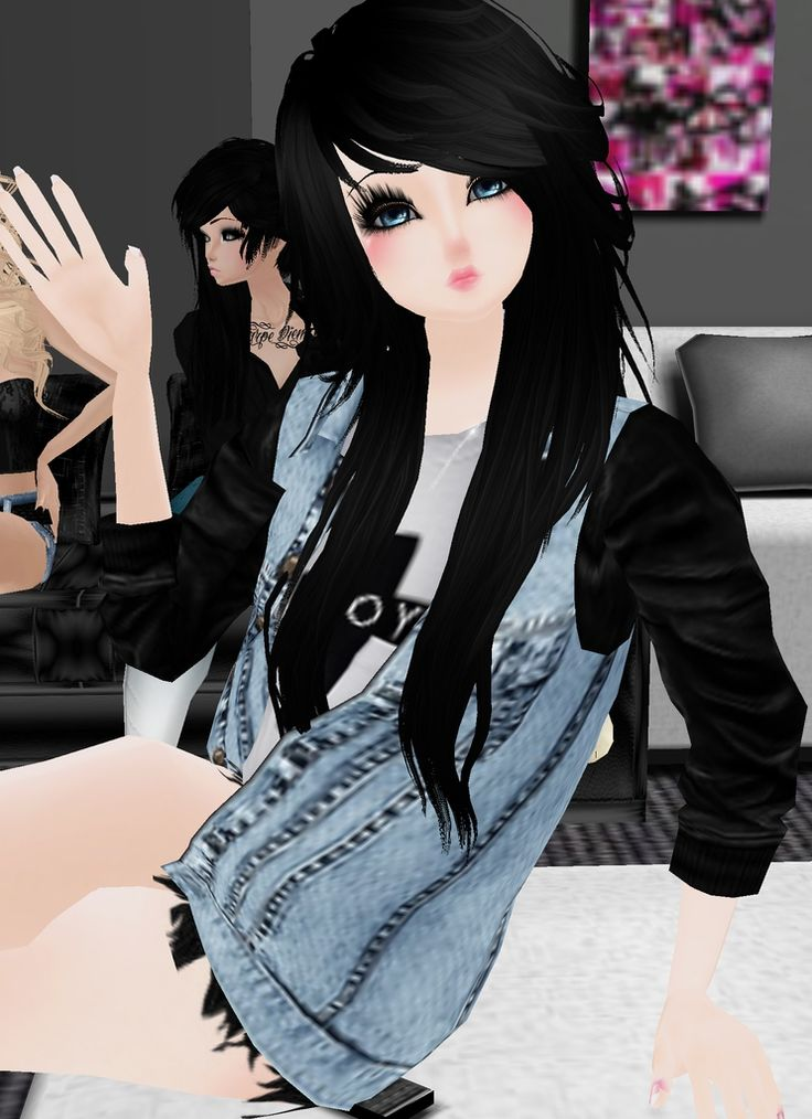 Captured Inside IMVU - Join the Fun!sou linda