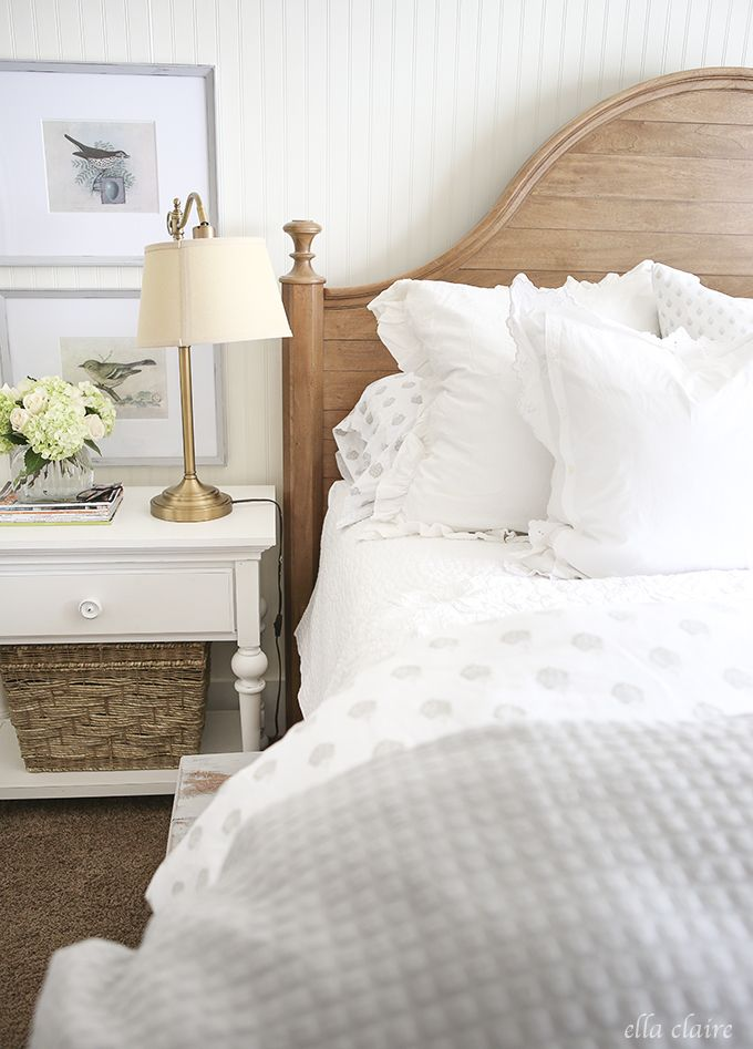 colour ideas cottage country bedroom