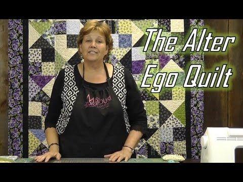 Hacer que el Alter Ego edredón usando pasteles de capas! - Youtube