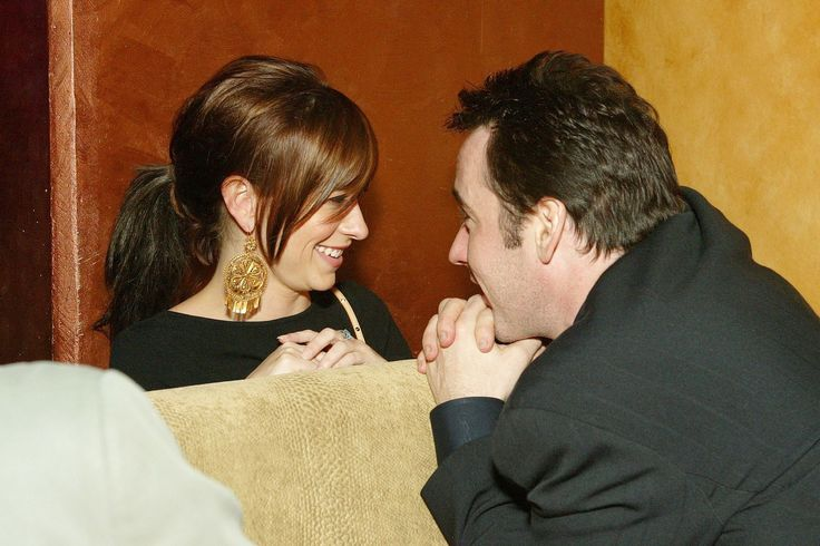 Jennifer Love Hewitt & John Cusack This was probably the most earnest, hand-holdy couple of all time. The two only shared a few dates, but they probably were filled with Goo Goo Dolls songs and lots of floral dresses.