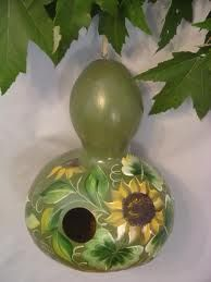 Free Gourd Patterns To Print | How to Make a Gourd Birdhouse- Easy, Green Craft | blogamama