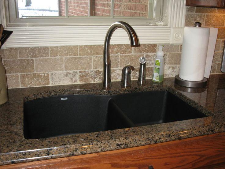 Granite Sinks Undermount Kitchen