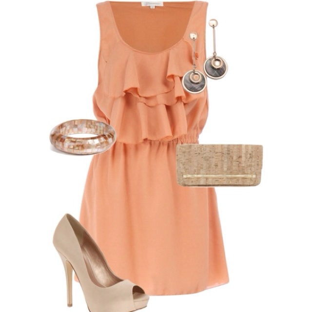Love this lookFashion, Summer Wedding, Summer Outfit, Style, Clothing, Night Outfit, Dates Night, Summer Night, The Dresses