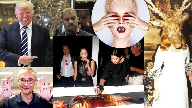 🍕 #PizzaGate Part 27: Was #SpiritCooking Too Much For Kanye West? + Marina Abramovic + Katy Perry