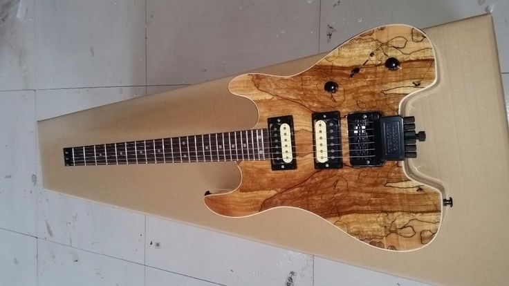 diy without head  guitar beyond electric free shipping and you can custom-made it it is very popular in 2015