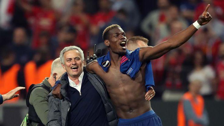 Jose Mourinho says Paul Pogba will help fill leadership gap at Manchester United #News #composite #Football #JoseMourinho #ManUtd