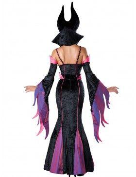 Disfraz de Malefica para Mujer DF248