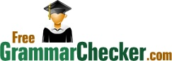 FreeGrammarChecker.com is a free-of-charge web-based spelling and grammar checking system.