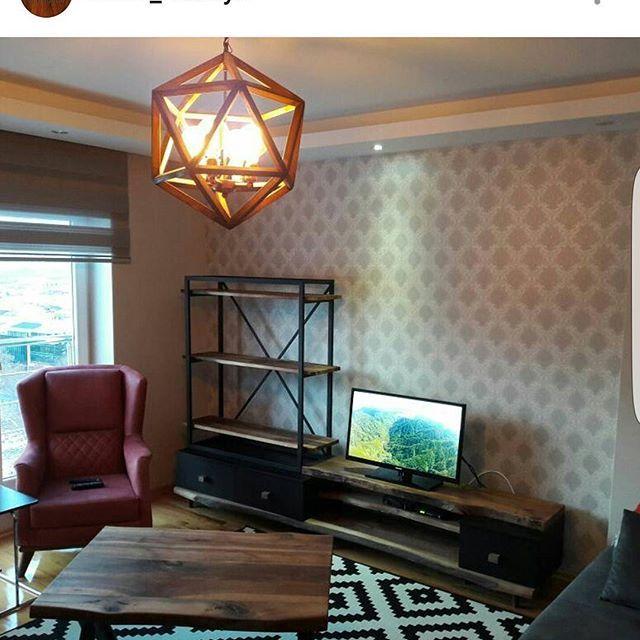 Artik sadece mekanlarinizi aydinlatmiyoruz! Size özel tasarimlarla mobilyada üretiyoruz.@masif_mobilya dan inceleyebilirsiniz.. #masifmobilya #ahsapmobilya #evdekorasyonu #tasarimmobilya