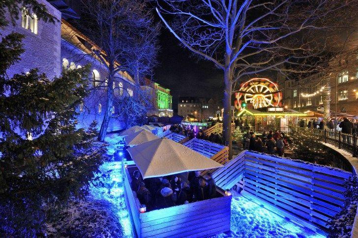 Historischer Weihnachtsmarkt Braunschweig - Weihnachtsfeeling pur...