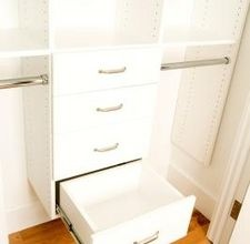 How to Remodel an Entry Closet