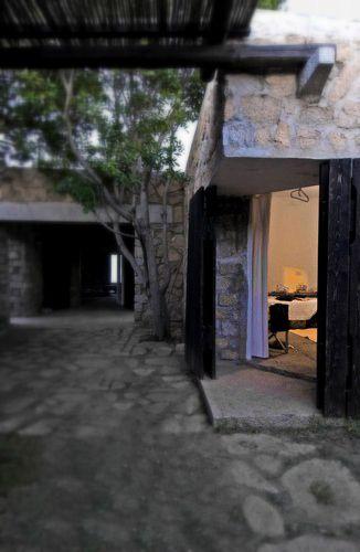 Porte ad Angolo delle stanze