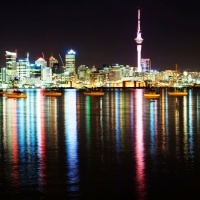 Auckland .. The city!