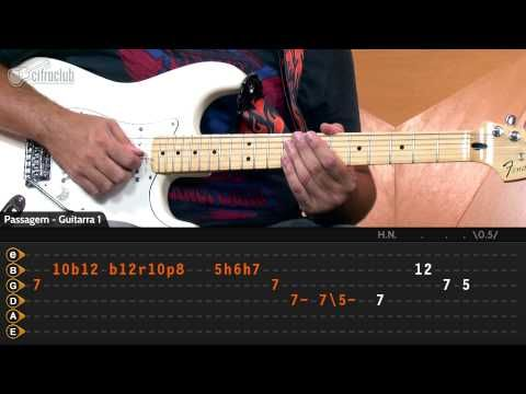 Sweet Home Alabama - Lynyrd Skynyrd (aula de guitarra) - YouTube