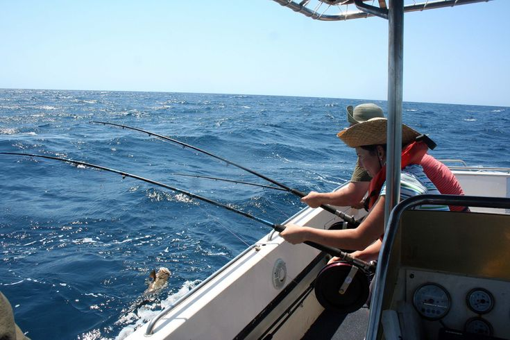 St Lucia Tours and Charters offers fishing trips from St Lucia, South Africa. #dirtyboots #fishing #stlucia