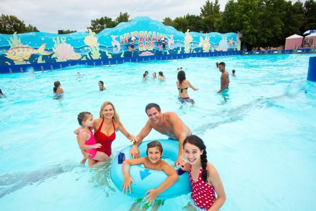 Get Wet and Cool Off at a Washington DC Area Water Park - see a guide to a variety of fun destinations in Maryland and Northern Virginia