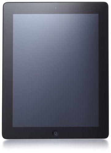 Apple iPad 2 MC770LL/A Tablet (32GB Wifi Black) 2nd Generation (Certified Refurbished)
