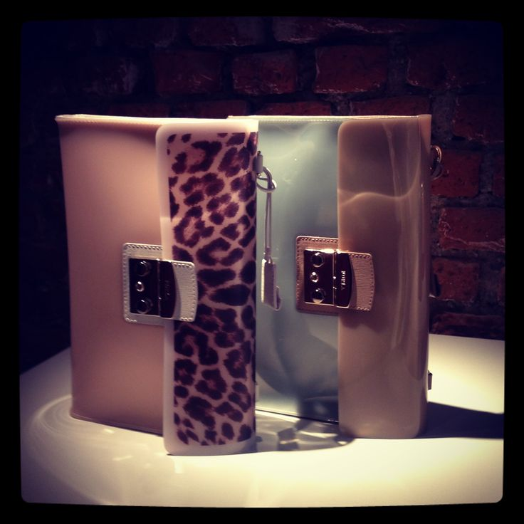 clutches by Furla