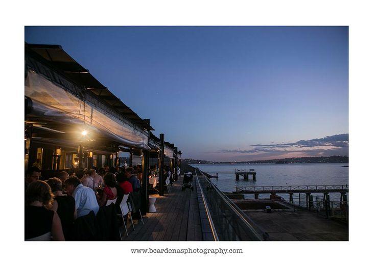 Ripples at Chowder Bay, Sydney - Angela & Josh Wedding - Bianca Cardenas Photography