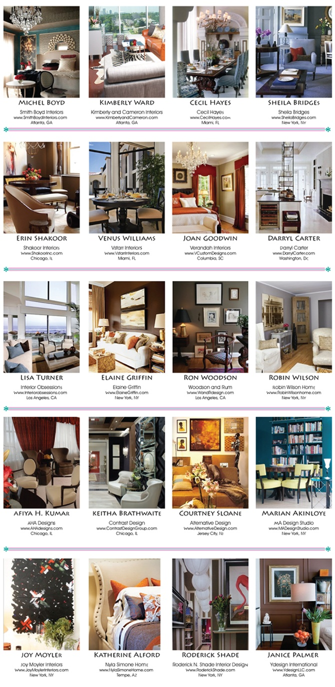 29 Best Images About African American Interior Designers On Pinterest Wall Street Paul Revere