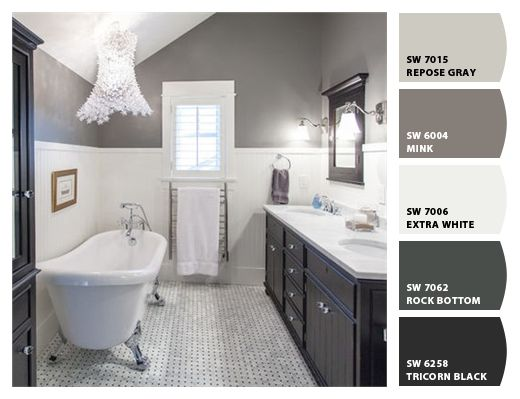 Bathroom Paint Colors From Chip It By Sherwin Williams Paint Pinterest Paint Colors