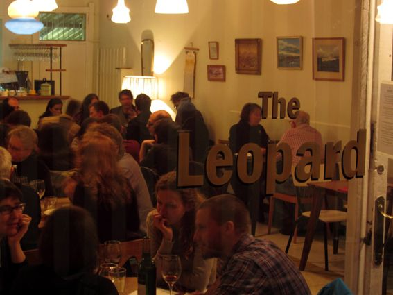The Leopard Melville