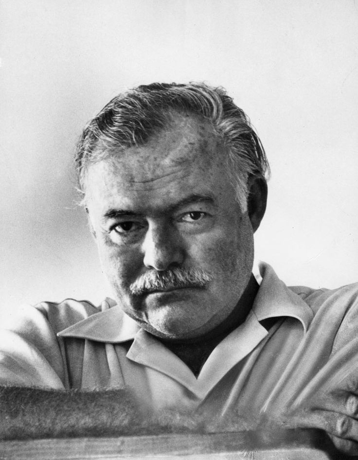 the life and career of ernest hemingway Much is left to be desired in an explanation why, since it's a damn shame that  such a brilliant writer would fall so far into despair that he would end his own life, .