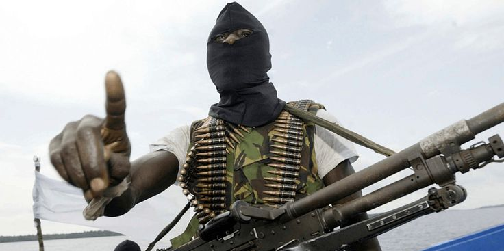 "Top News: ""NIGERIA POLITICS: Government's Peace Efforts to in Niger Delta Are Empty Rhetoric: Community Leaders Say"" - https://i1.wp.com/politicoscope.com/wp-content/uploads/2016/06/Niger-Delta-Avengers-Nigeria-Headlines-News-Story.png?fit=1000%2C499 - ""The people of the Niger Delta can hold this government or any government to ransom because we are the people feeding the nation,"" said Godspower Gbenekama, a chief in the Kingdom of Gbaramatu.  on Politics - http://politicosco"