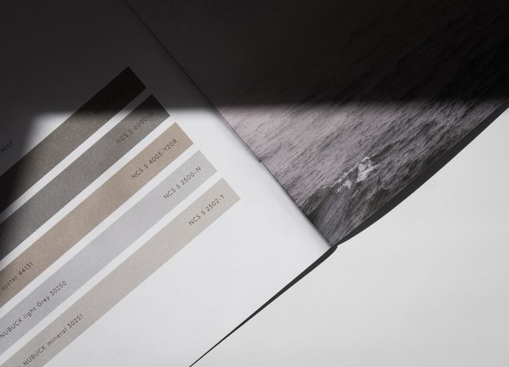 Page from our Inspiration Booklet inside our 20 x Colour Box showing an image from nature and the corresponding new Sorensen Leather colour and NCS colour codes to match.
