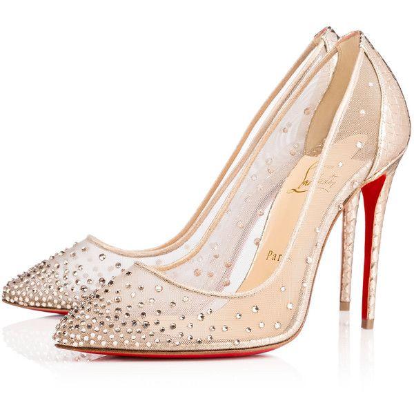 18c4d698bb8d Follies Strass 100 Version Gold Strass Lame Sirene - Women Shoes -...  ( 1