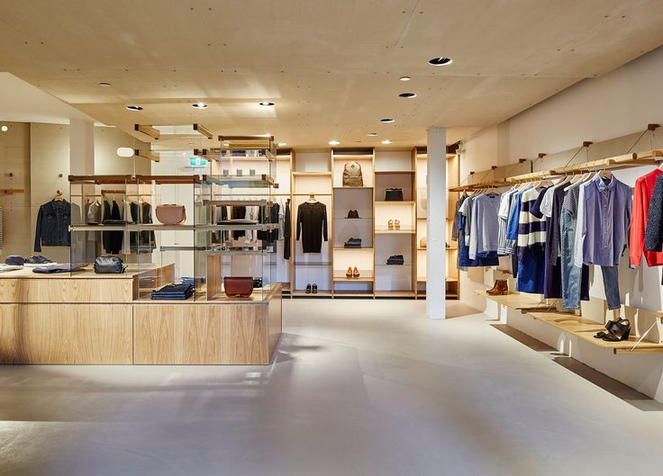 A.P.C. opens its first Sydney store - Vogue Australia