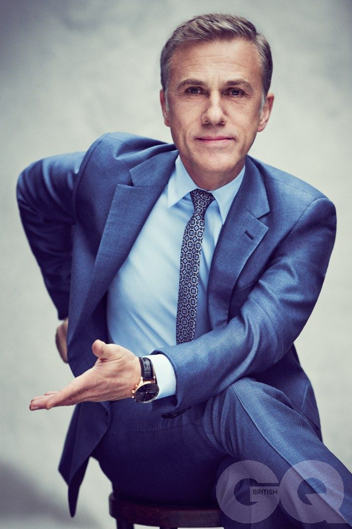 Christoph Waltz: the coolest Bond villain ever