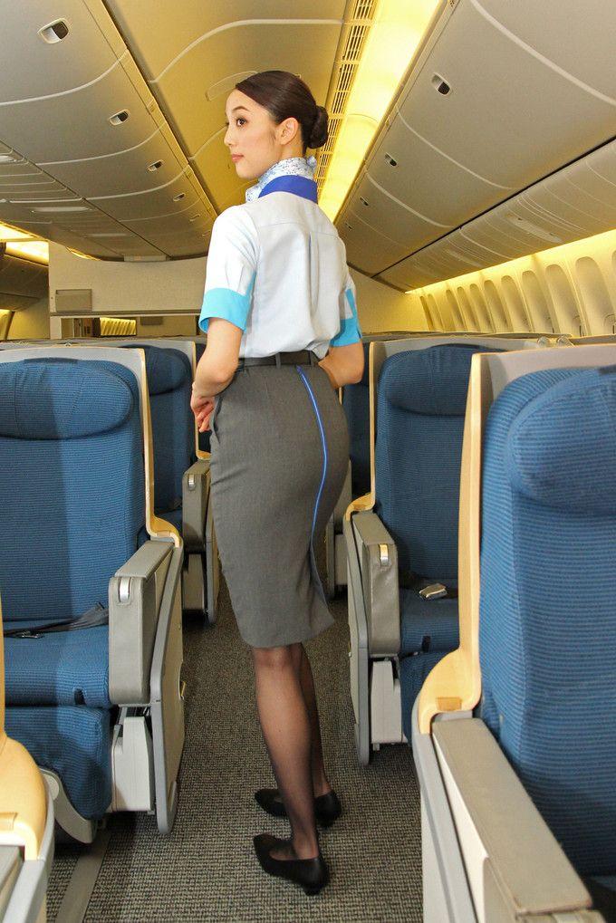 ANA All Nippon Airways cabin crew Japan new uniforms