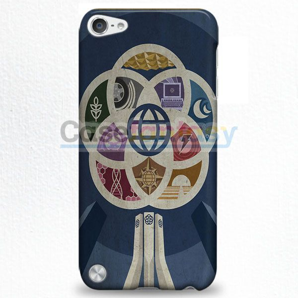 Logo Epcot Center iPod Touch 5 Case | casefantasy