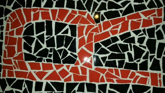 R grouted