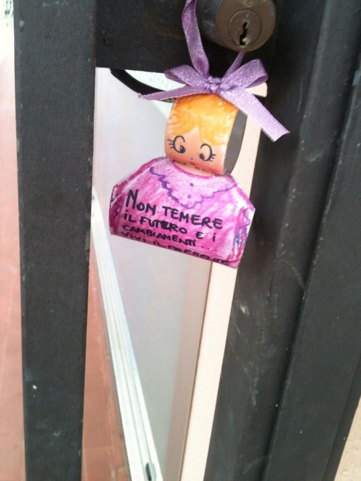 Bambolina gentile di Chiara