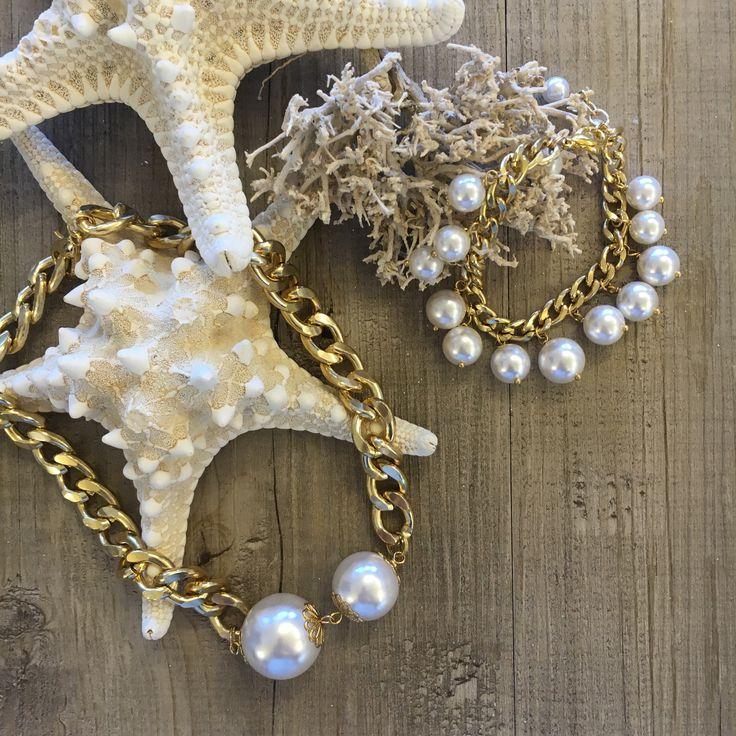 #duepuntihandmade #handmade #handmadewithlove #handmadejewelry #pearls #necklace #chain #bracelets #charms #summer #waitingsummer #happy #happysaturday #sun #haveaniceday #haveaniceweekend