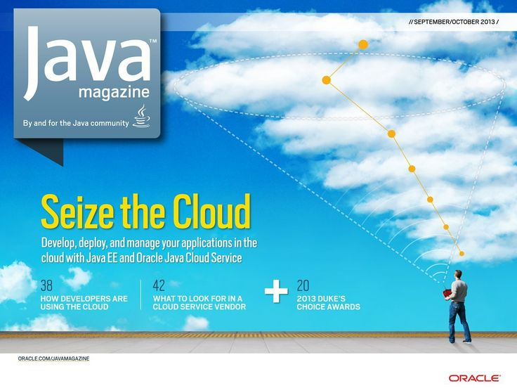 Java Magazine - Sept/Oct 2013 - Front Cover