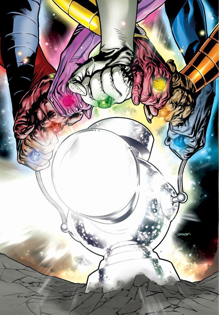 Green Lantern #53 - Ryan Sook