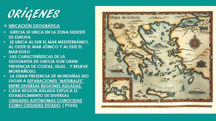 Ubicación geográfica: democracia ateniense