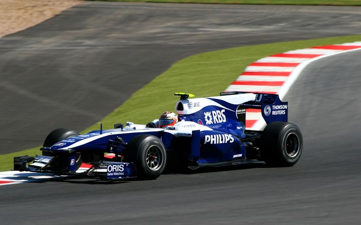 2010 Williams FW32 - Cosworth (Nico Hülkenberg)