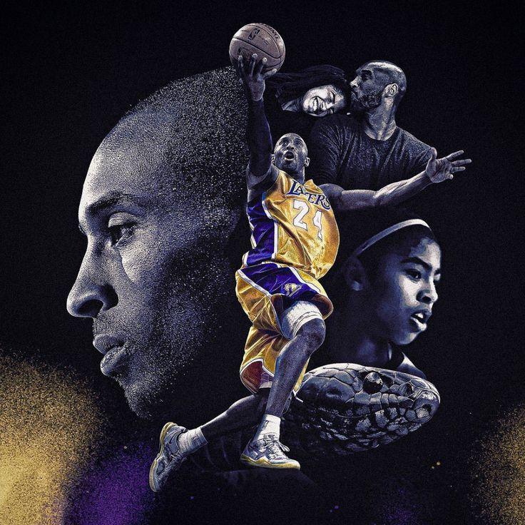 Artists around the world immortalize Kobe and Gianna