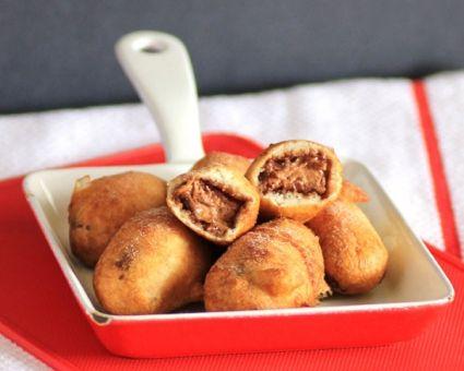 Deep-Fried Mars Bars Recipe