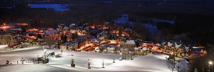 Crystal Mountain Resort, Thompsonville, Michigan