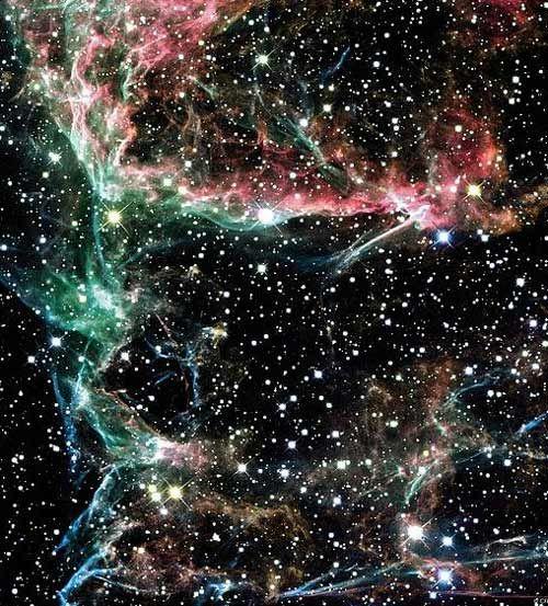Cosmic love!