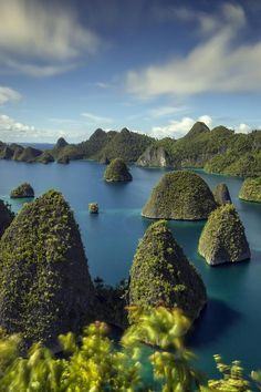 Raja Ampat Islands,  Indonesia's West Papua province