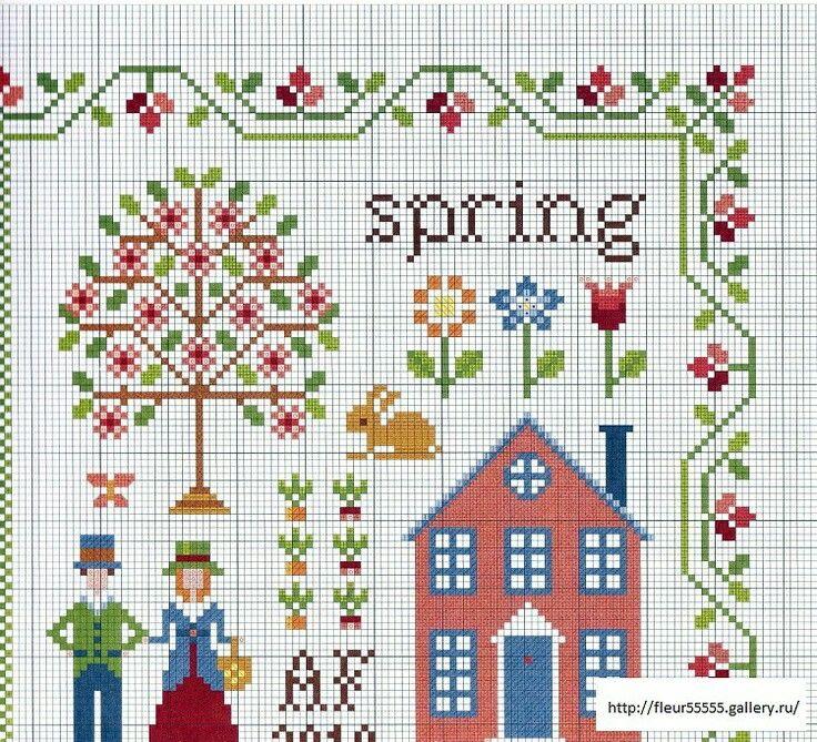 Casa primavera - spring house