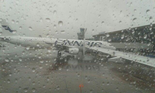 Bye bye Finland #Finland #finnair #backhome