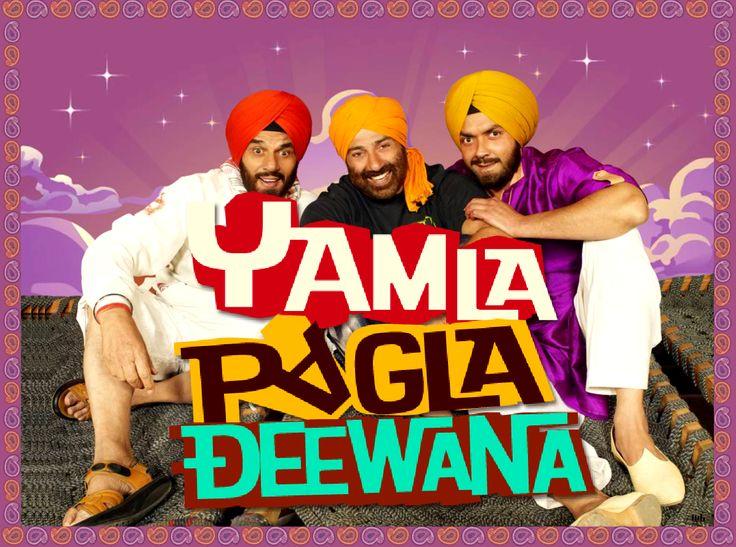 Yamla Pagla Deewana Full Hindi Movie Download